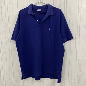 BROOKS BROTHERS PERFORMANCE POLO SHIRT XL